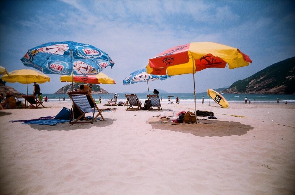 Freelance Travel Photographer | Shek O Beach, Hong Kong.