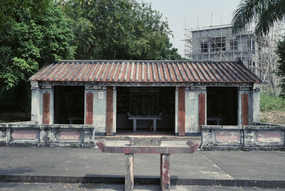 Travel Photographer   Yeung Hau Temple at Ping Shan Heritage Trail Hong Kong