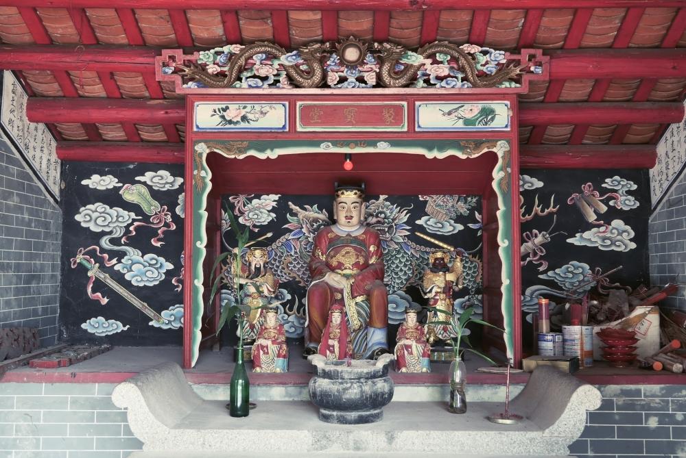 Travel Photographer   Yeung Hau Temple Ping Shan Heritage Trail Hong Kong