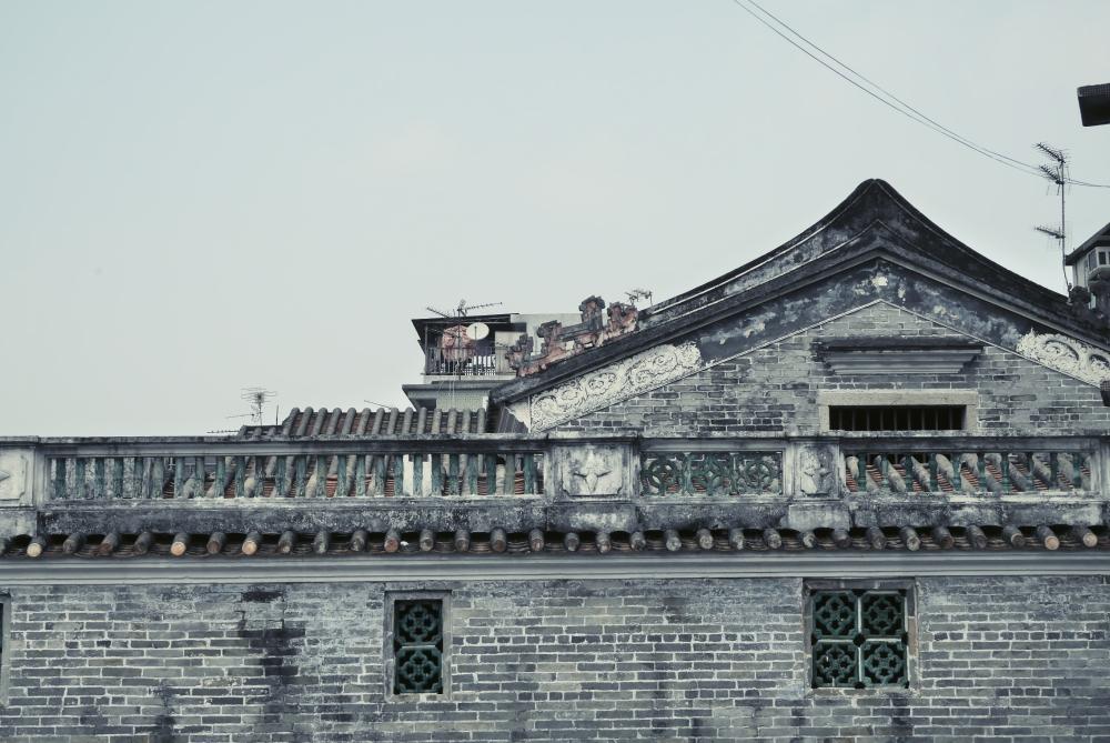 Travel Photographer   Ping Shan Heritage Trail Hong Kong