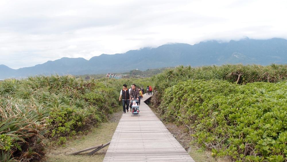 Sanxiantai, Taitung, Taiwan.