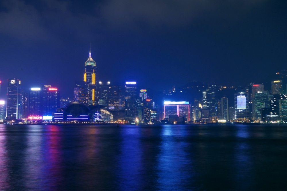 Tsim Sha Tsui, Hong Kong.