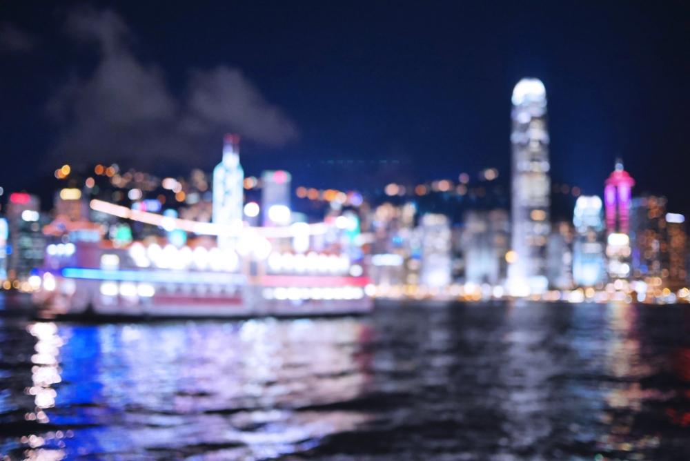 Avenue of Stars, Tsim Sha Tsui, Hong Kong.