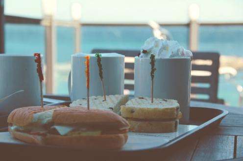 Travel Photographer | Breakfast at Twosome Place (투썸플레이스) Jeju South Korea
