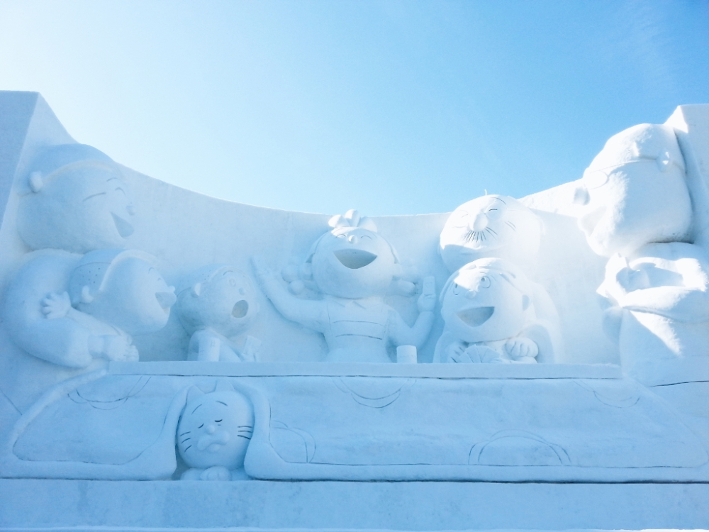 Freelance Travel Photographer | Sapporo Snow Festival 2015