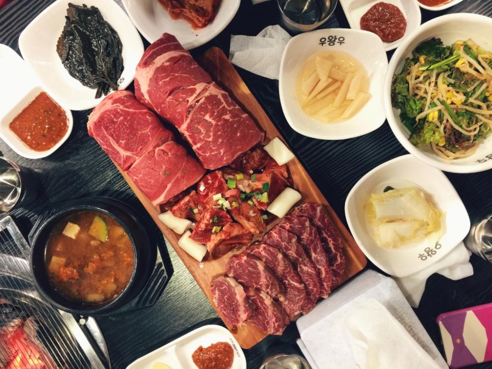 Food in Seoul