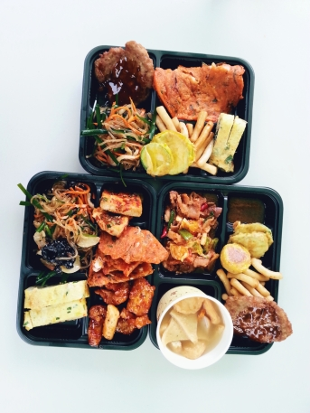 Freelance Travel Writer | What to eat in Seoul: Dosirak Cafe Tongin Market