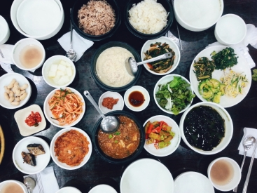 Travel Writer | What to eat in Seoul: Boribab