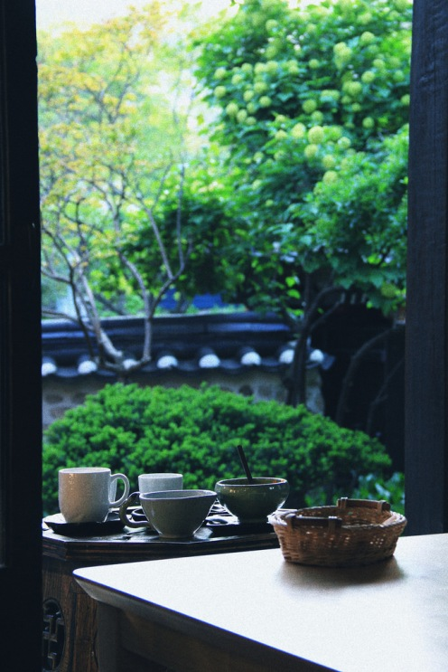 Travel Lifestyle Photographer   Suyeonsanbang (수연산방) Traditional Korean Teahouse Seoul South Korea