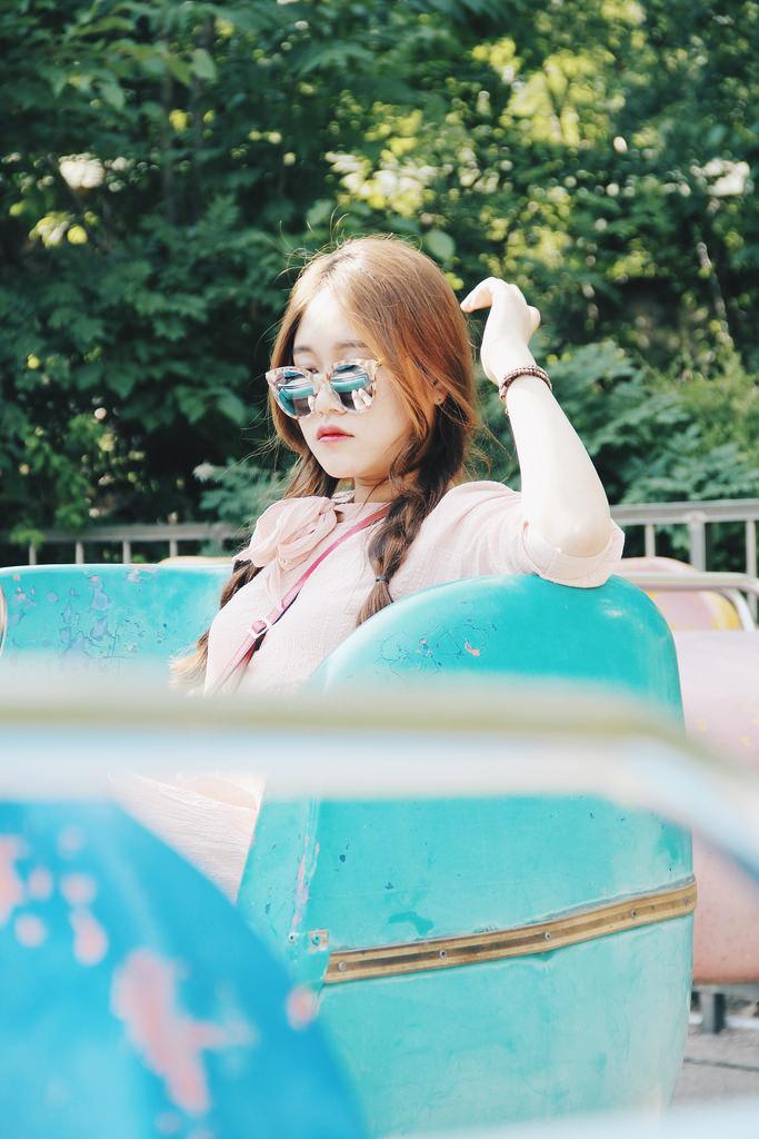 Fashion Photographer | 용마랜드 (Yongmaland) Seoul South Korea
