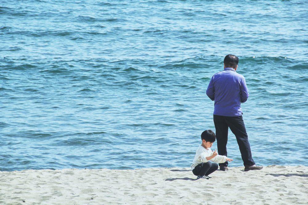 Travel Photographer | Beach South Korea