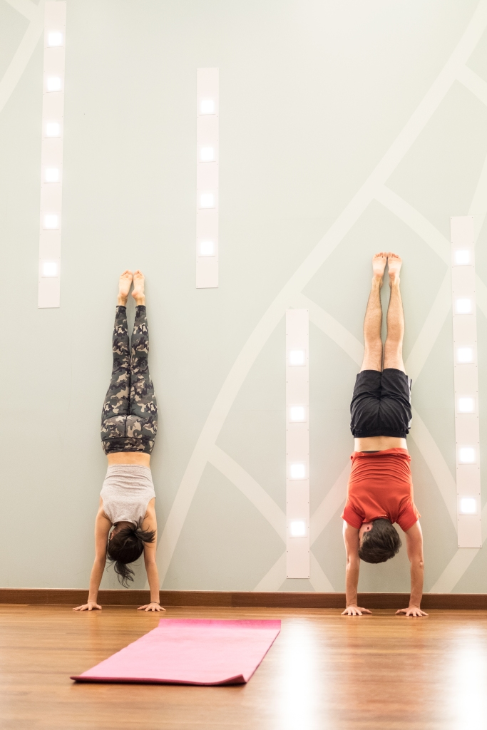Active Lifestyle Photographer   Handstand Singapore