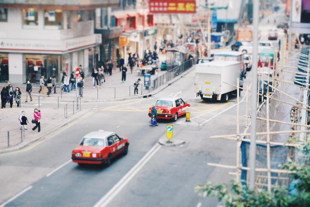 Travel Photographer | Miniature Hong Kong