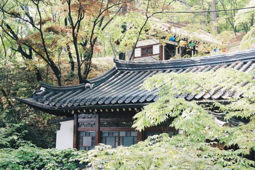 Travel Photographer | 길상사 (Gilsangsa), Seoul.