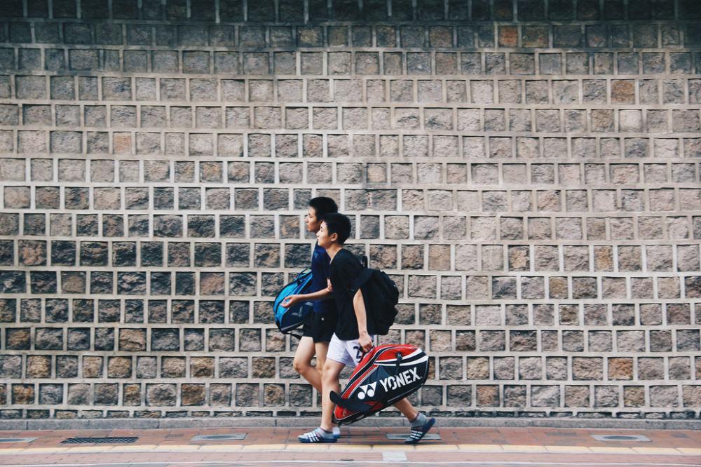 Street Photographer | Deoksugung Doldam-gil Seoul South Korea