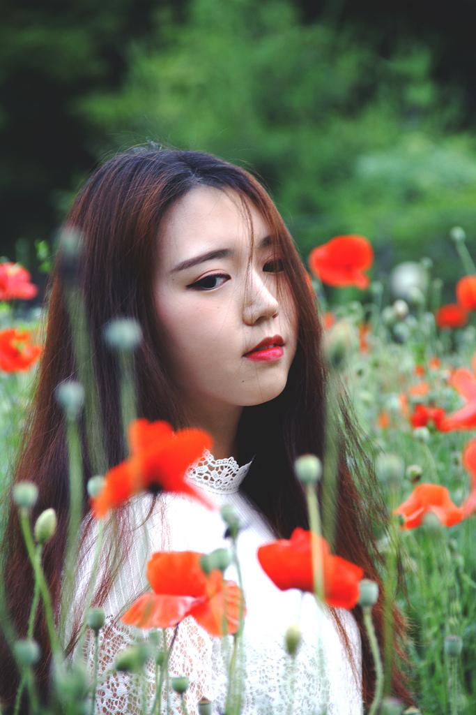 Photographer | Portraits at Olympic Park Seoul South Korea