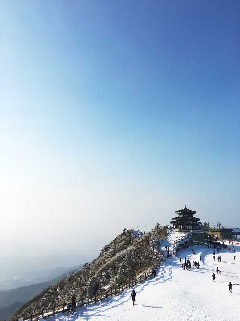 Travel Photographer | Winter Deogyusan South Korea