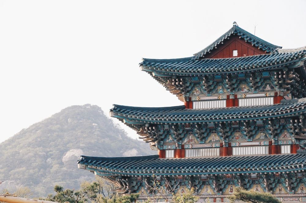 National Folk Museum of Korea (국립민속박물관), Seoul.
