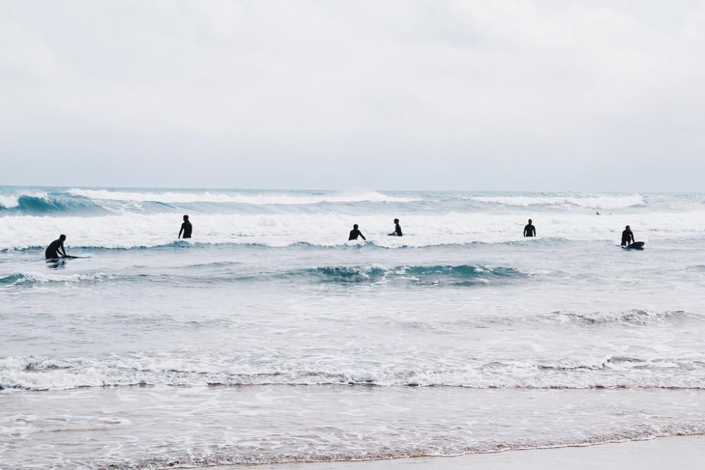 Travel Photographer   Jungmun Saekdal Beach Jeju South Korea