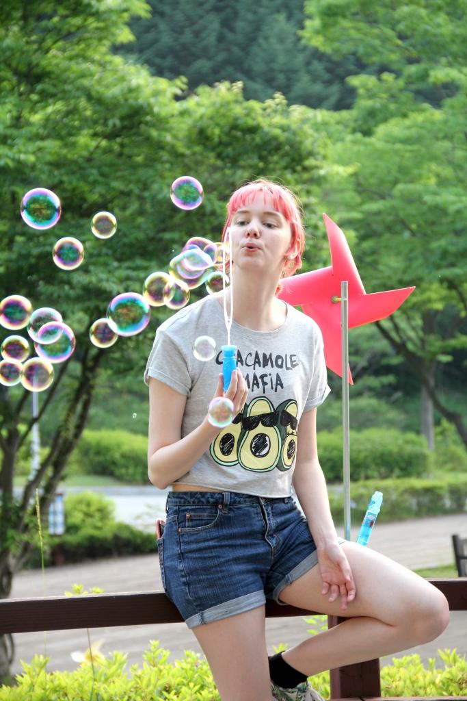 Portrait Photographer | Glamping at Elysian Gangchon Ski Resort (엘리시안 강촌 스키장)