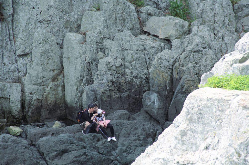 Odongdo Island (오동도), Yeosu.