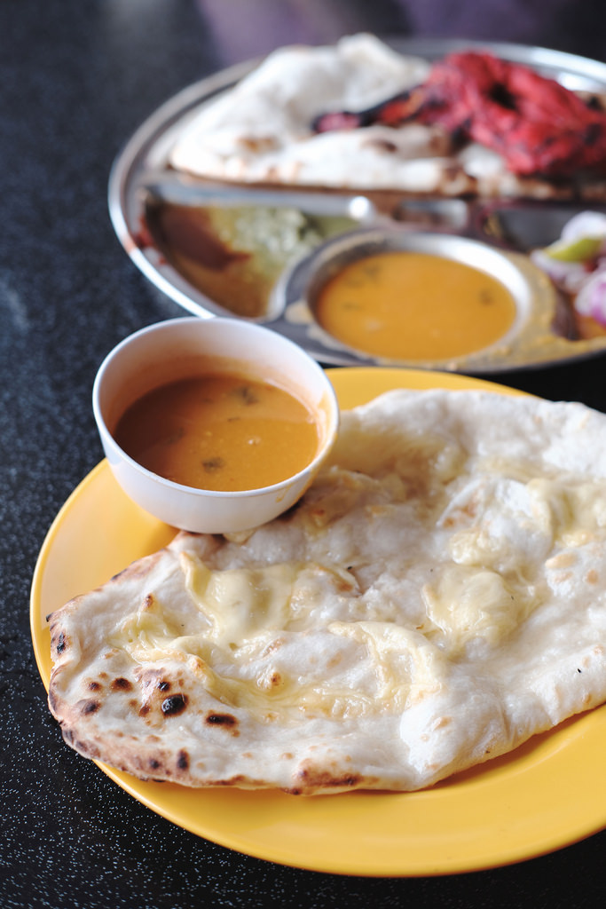 Travel Food Photographer | Cheese Naan at Lebuh Chulia in Georgetown Penang Malaysia