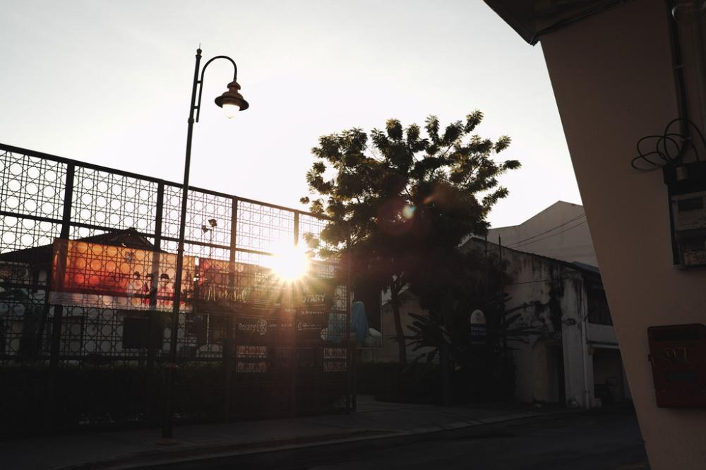 Travel Photographer   Sunrise Georgetown Penang Malaysia