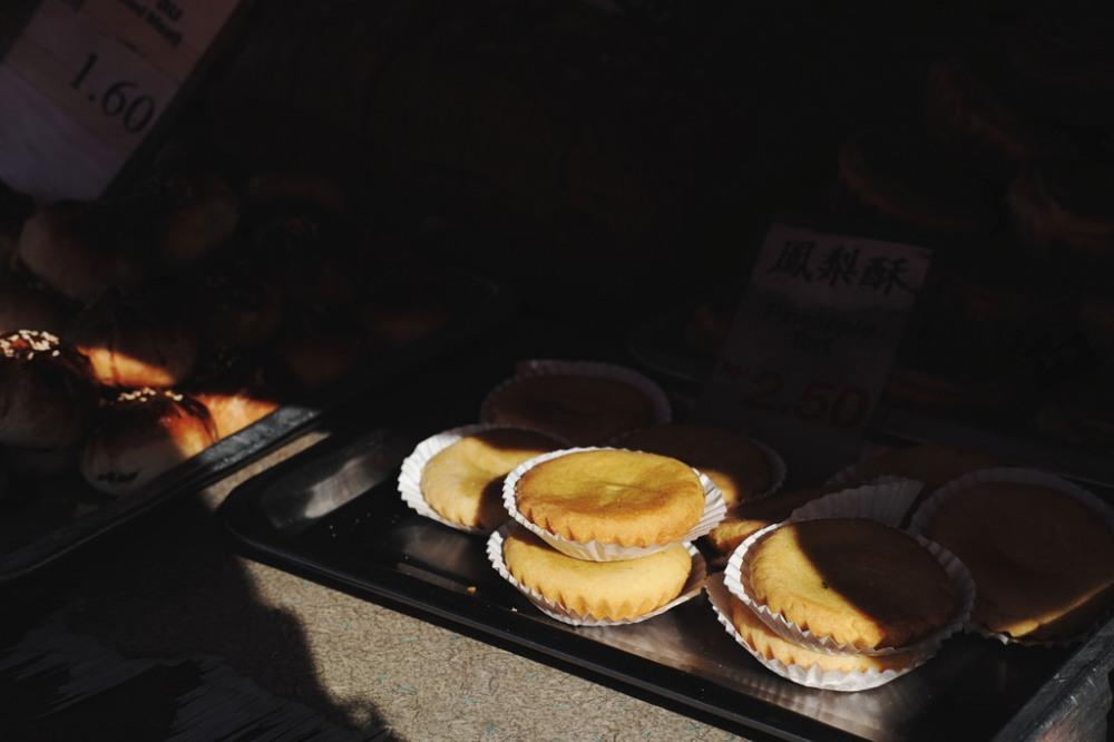Travel Food Photographer   Pineapple tarts in Georgetown Penang Malaysia