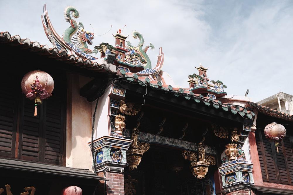 Travel Photographer   Georgetown Penang Malaysia