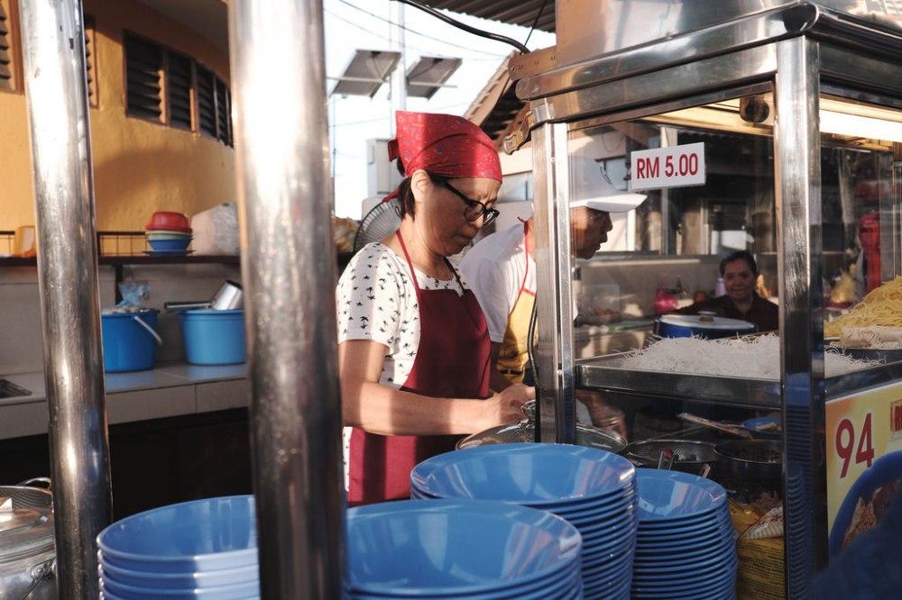 Travel Photographer   Street Food Gurney Drive Penang Malaysia