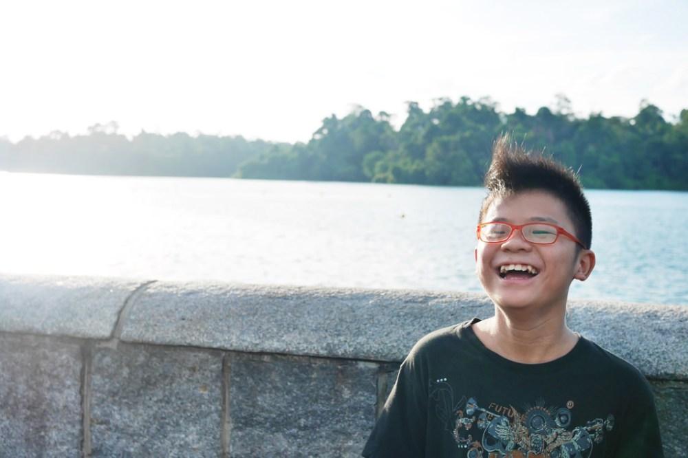 Portrait Photographer | MacRitchie Reservoir Singapore