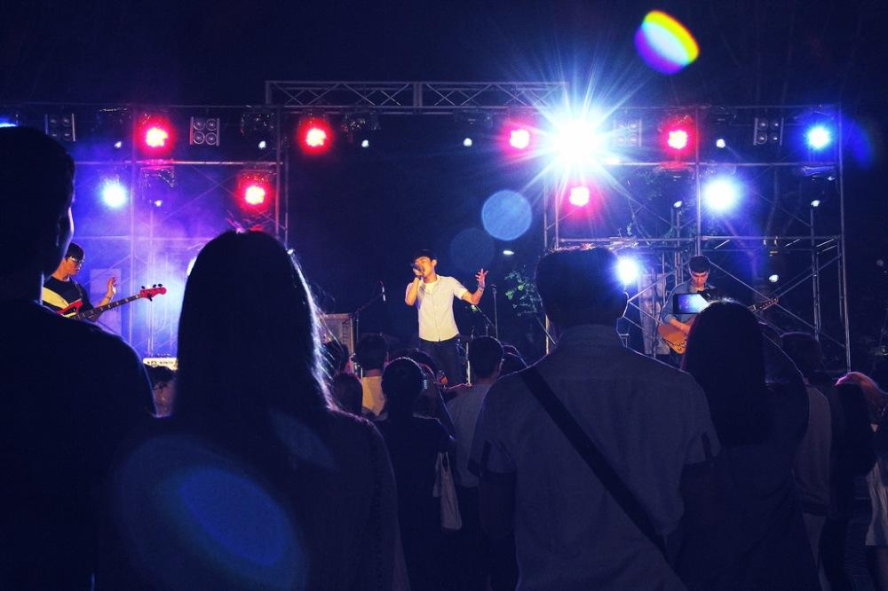 Music Event Documentary Photographer | Yonsei Summer Festival 2016