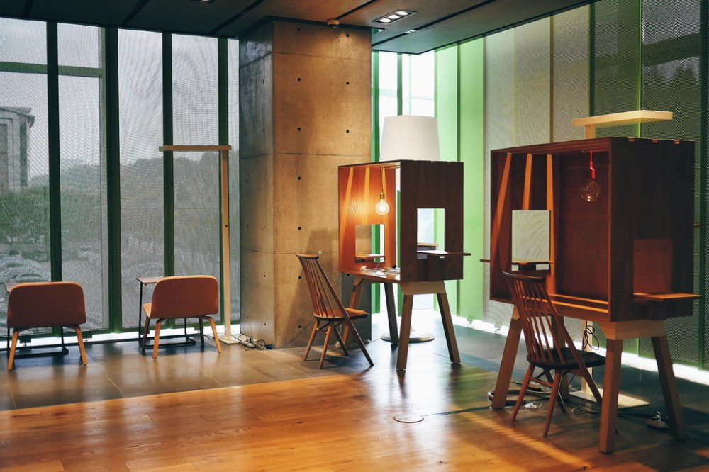 Travel & Lifestyle Photographer   Naver Library Gyeonggi-do South Korea