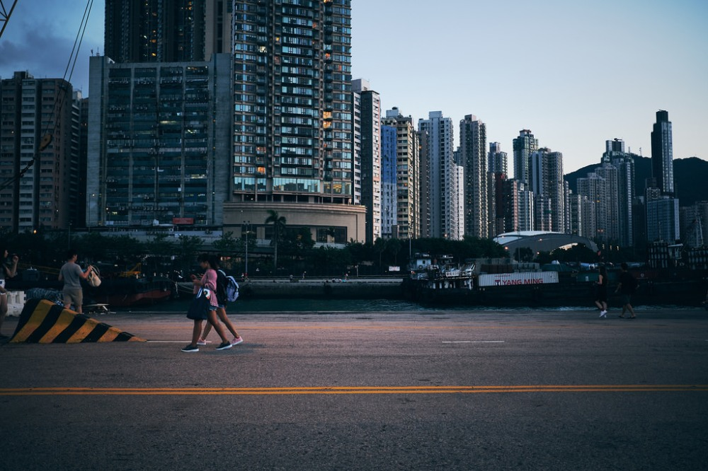 Travel Photographer | Instagram Pier Hong Kong