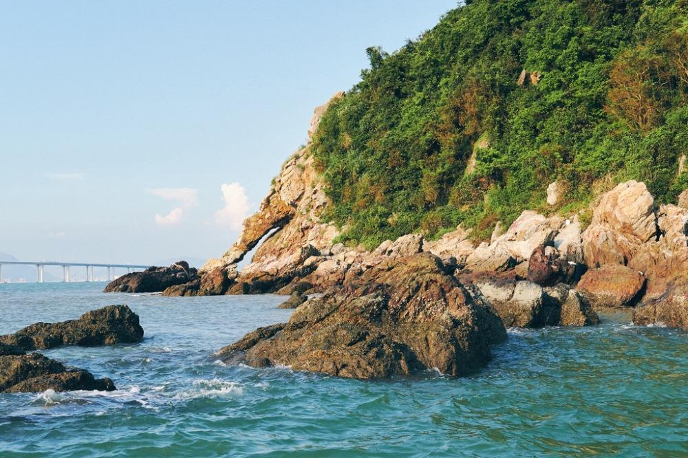 Travel Photographer | Leaning General Tai O Fishing Village Stilt Houses Hong Kong
