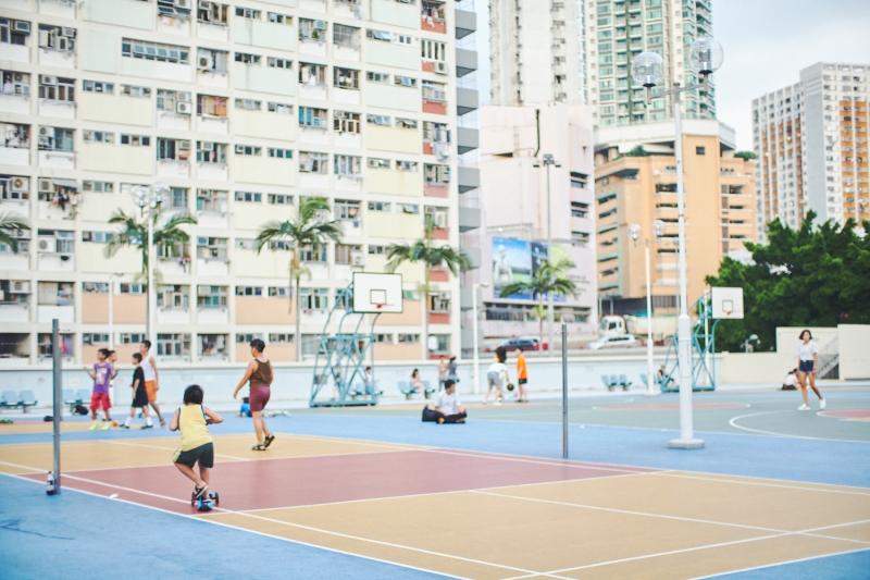 Choi Hung Estate (彩虹邨), HongKong.